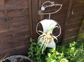 Garden ornaments be different! Quirky