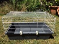 Guinea Pig &Young Rabbit Cage