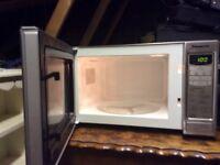 Microwave Panasonic NN-ST479S Stainless Steve