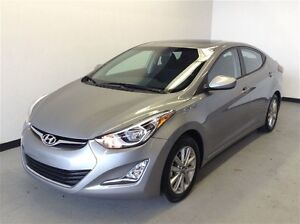 2015 Hyundai Elantra Sport with Bluetooth, Heated Seats and More