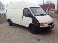 Ford Transit Smiley Wanted