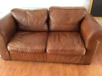 Laura ashley leather for Sale | Sofas, Couches & Armchairs | Gumtree
