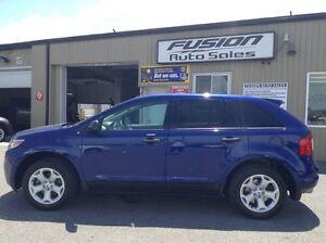 2013 Ford Edge ECOBOOST-REAR PARK SENSORS-ALLOYS Windsor Region Ontario image 2
