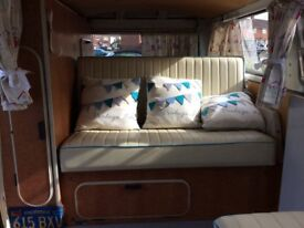 Westfalia bay window 1971 please call for details lovely vehicle fully Re-stored