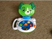 Leap frog scout baby laptop with carry handle