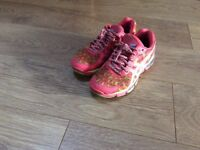 Ladies netball trainers size 6.5