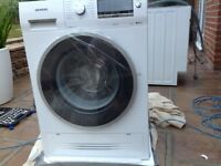 Brand new Siemens washer dryer