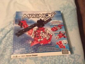 Magnetx magnetic building toy