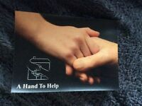 A hand to help supported by the Prince's Trust