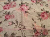 Brand new 2 shabby chic excellent quality floral pillowcases