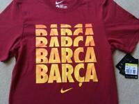 Nike Barcelona t shirt
