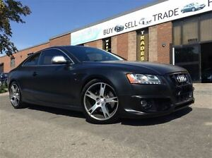 2009 Audi S5 ***SOLD****S5 | RED LEATHER | NAVIGATION | REVERSE