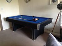 Pool table. 7ft by 4ft