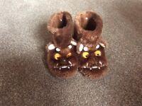 Gruffalo slippers