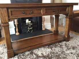 Barker & Stonehouse Console Table/Sideboard/Unit