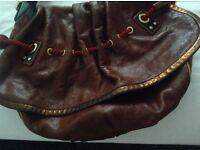 Limited addition Louis Vuitton Kalahari Bag