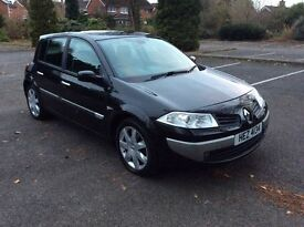 2006 Renault Megane 1.6 Maxim Tax & Mot Excellent Condition Low Miles 75k