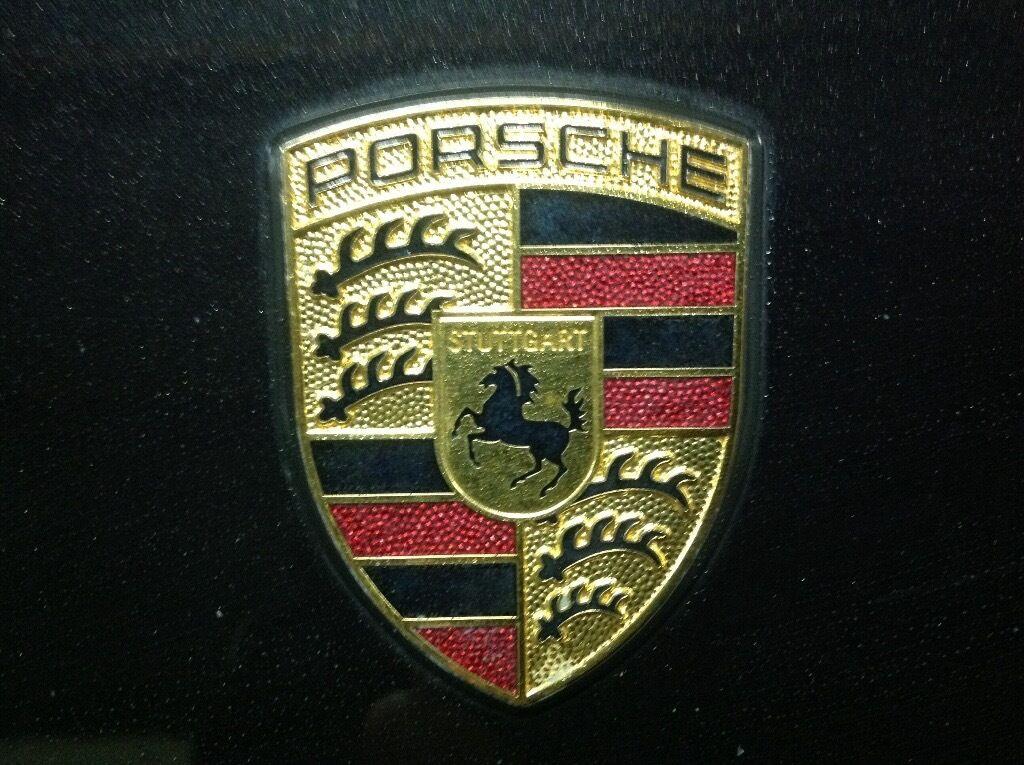 2007 PORSCHE BOXSTER 2.7 MANUAL