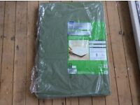 12 Pieces New Wickes Natural Fibreboard underlay For Laminate Floors.