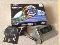 The NVIDIA Quadro NVS 420 quad-display