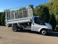 FULLY LICENSED RUBBISH & WASTE REMOVAL,JUNK-OFFICE-GARDEN WASTE-HOUSE CLEARANCE,MAN & VAN SERVICE