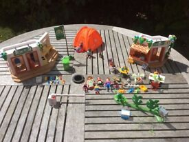 Playmobil holidays - huge bundle- excellent condition