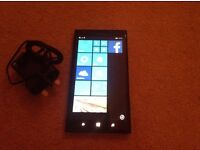 Nokia lumia 1520, great condition, mains charger included, unlocked