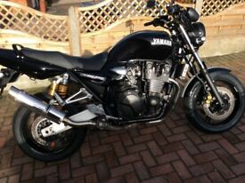 2013 XJR 1300 ALL BLACK EDITION ONLY 7000 MILES