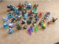 Skylanders figures and games for the wii.
