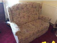 Four piece lounge suite for sale