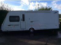 Caravan. Lunar Clubman SI 2011
