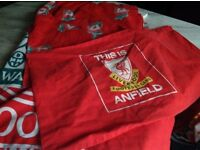 **SOLD** LIVERPOOL BEDDING