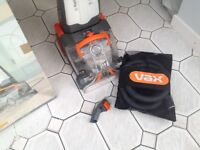 Vax Rapid Ultra carpet & upholstery cleaner Wigan.