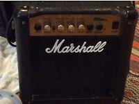 Marshall MG 10CD practice amp