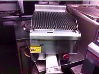 FLAT COMMERCIAL CHARCOAL MEAT GRILL BBQ CATERING MACHINE FASTFOOD OUTDOORS SHOP BAR STEAK DINER