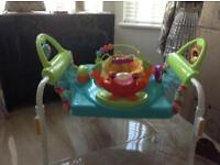 Fisher Price jumperoo gym