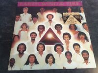 Earth Wind and Fire -Faces 2 x LP Album