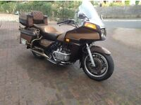 Honda 1100 cc gold wing ascanpaide fully loaded california