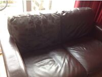 Free to collector leather sofas