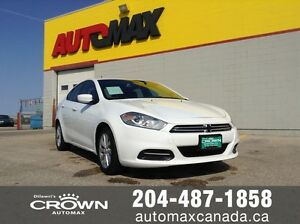 2015 Dodge Dart Aero *Turbo/Backup Cam/Alloys* WOW $125 B/W