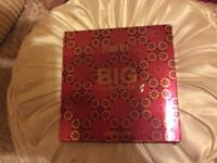 Tarte Cosmetics Big Book of Blush (3). 8 Blushers And one Highlighter.Free P&P.Brand new