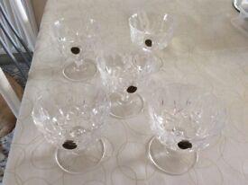 Glass Crystal Sundea Dishes