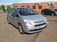 2007 Citroen Picasso Diesel Good Runner with history and mot