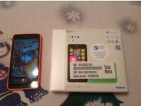 EXCELLENT LITTLE NOKIA 630 PAYG WINDOWS PHONE LOCKED TO THE TESCO MOBILE NETWORK