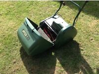 Atco Electric Lawnmower