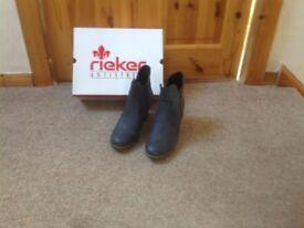 Ladies Rieker Ankle Boots