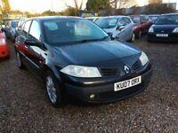Renault, MEGANE, 1.6cc 87k Full mot @ Aylsham Road Affordable Cars