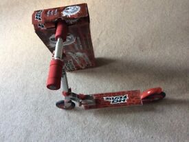Scooters x 2 BRAND NEW in Boxes - both for £10 (£5 each ) Bargain