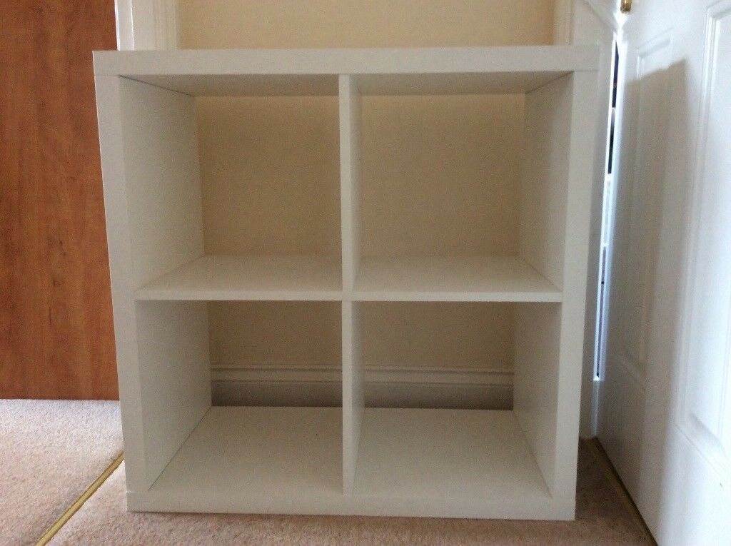 low priced 66f83 b683e White Storage Cube - Homebase | in Inverurie, Aberdeenshire | Gumtree