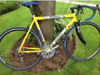 Mint condition Ribble Road Bike campag